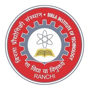 Birla Institute of Technology Mesra