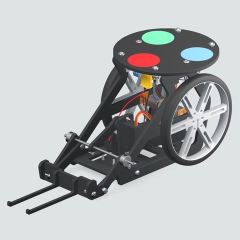 Arduino - A mobile rover