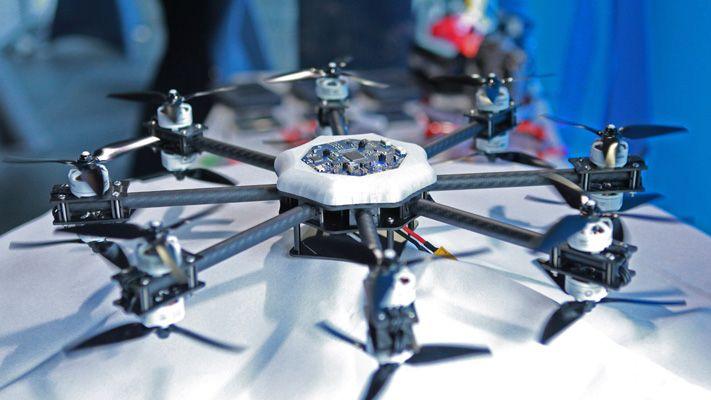 demo-station-drone