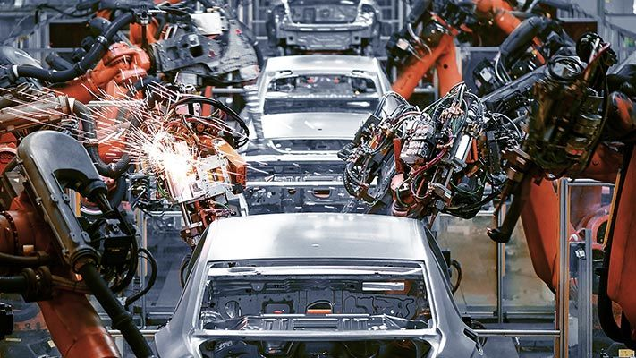Artificial Intelligence in Industrial Automation and Machinery