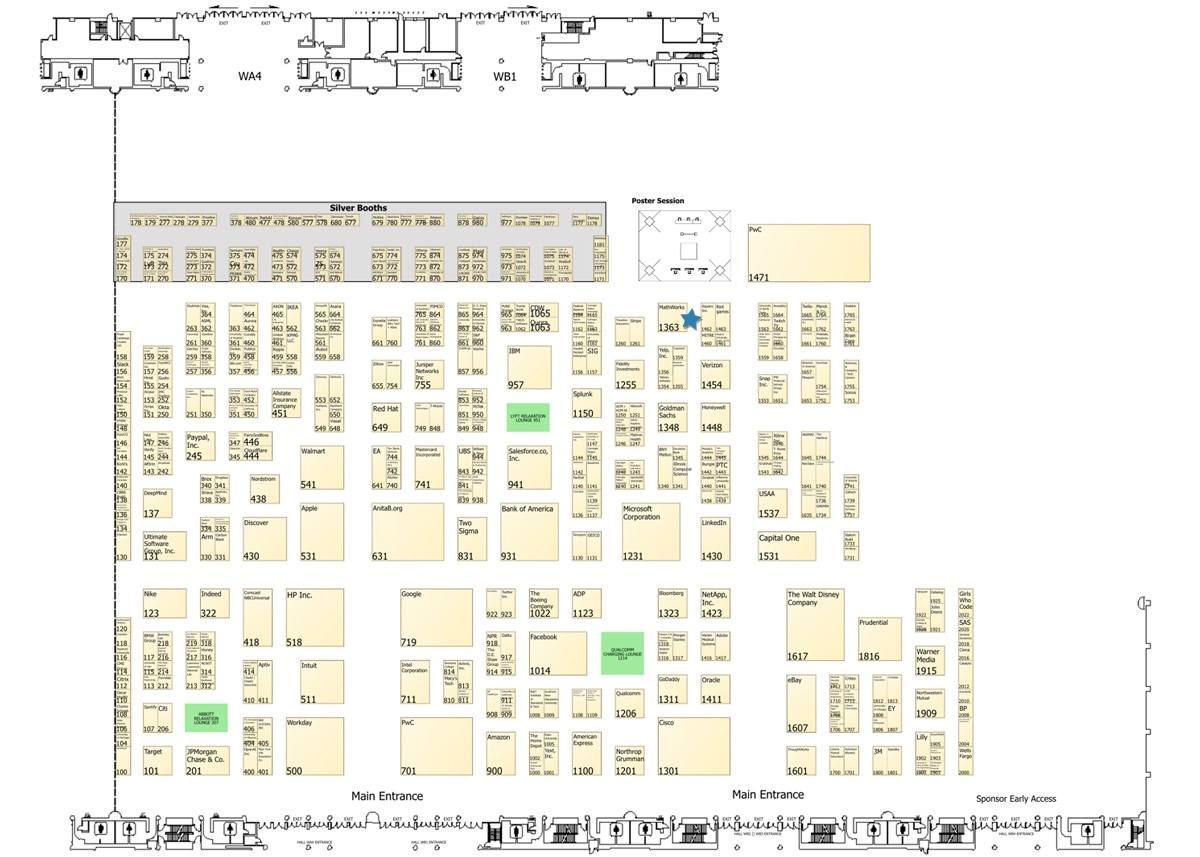 booth #1363
