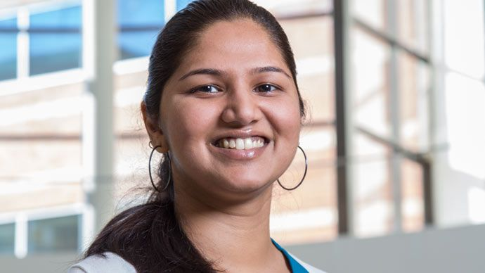 Shraddha, Senior Software Engineering