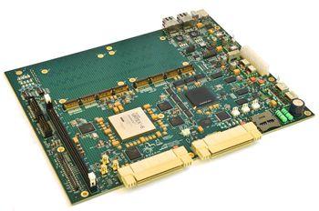 Figure 4. A Roach-II board.