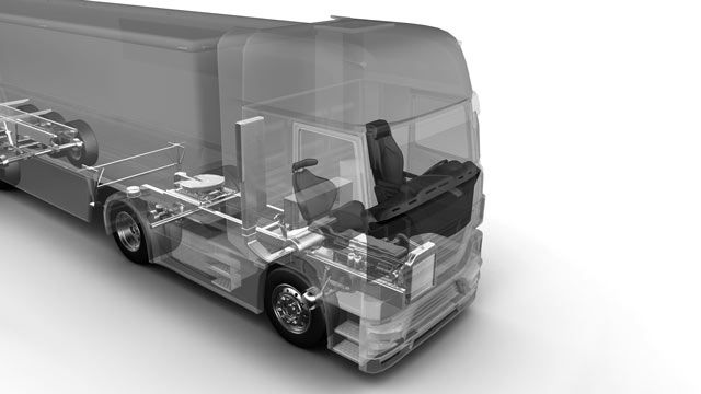 Continental Develops Electronically Controlled Air Suspension for  Heavy-Duty Trucks - MATLAB & Simulink