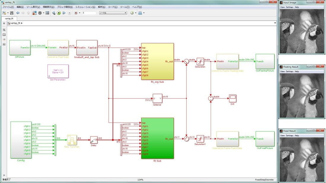 Renesas Designs and Implements Image Processing IP Core for ASICs with Model-Based Design