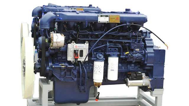 Weichai Power Develops ECU Software for High-Pressure Common-Rail Diesel Engine In-House