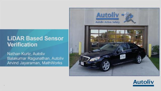 Automated LiDAR Point-Cloud Annotation for Sensor Verification Video