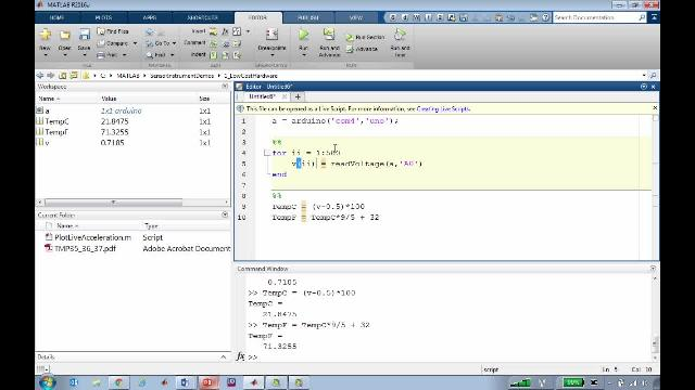 This webinar shows how you can use MATLAB and related toolboxes to collect and analyze data from a range of hardware platforms including low-cost devices like Arduino boards and commercial hardware such as DAQ devices and test instruments.
