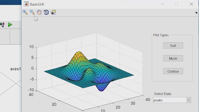 Creating a Basic Plot Interactively - Video - MATLAB