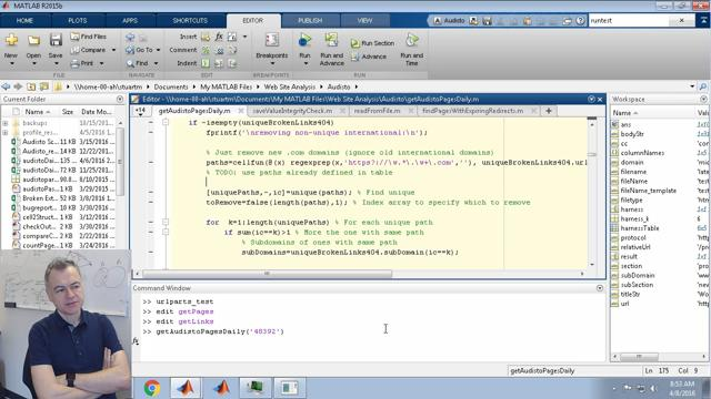 Creating a MATLAB Function to Split a URL into Component Parts, Part