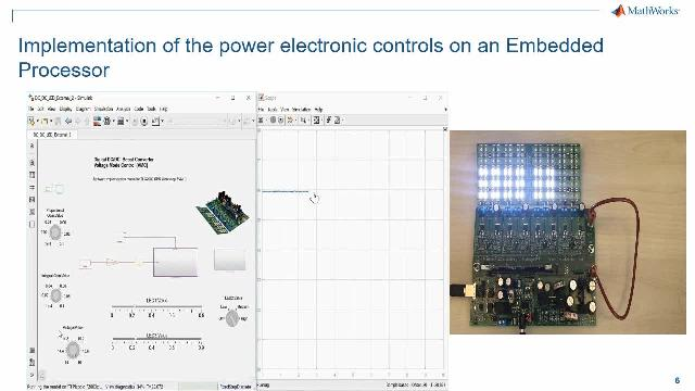 Developing DC-DC Converter Control with Simulink: Designing