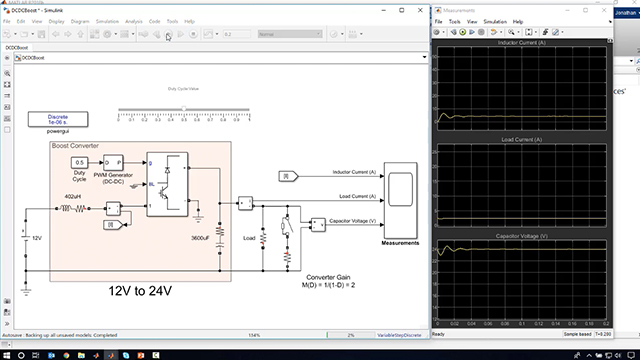 Developing Solar Inverter Control with Simulink, Part 3