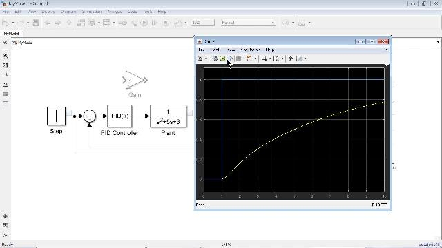 Getting Started with Simulink, Part 8: Modeling Continuous