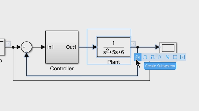 Getting started with simulink part 4 tuning a pid controller video 646 ccuart Choice Image