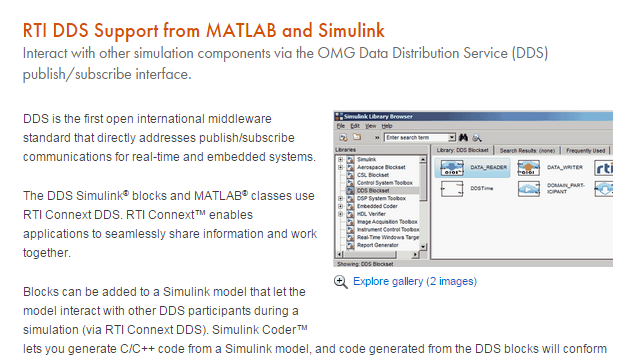 Install the DDS support package for MATLAB and Simulink on a Windows computer.