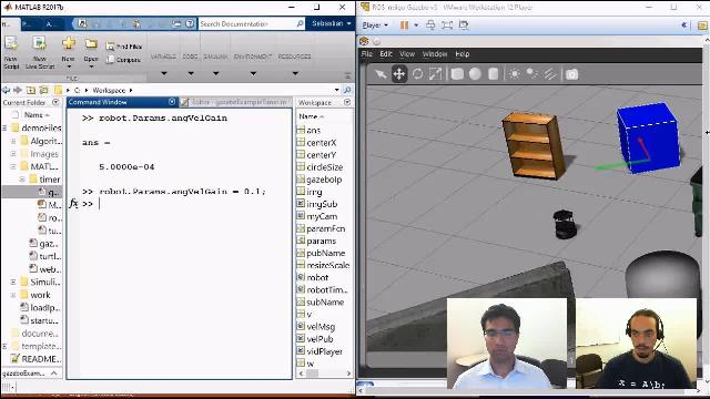 Distributed Computing with MATLAB, Simulink, and ROS Video - MATLAB
