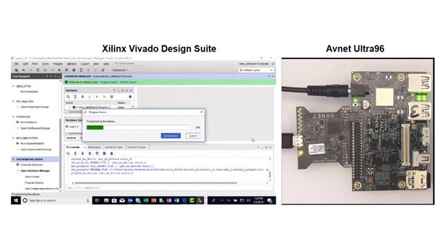 Getting Started with the Avnet Ultra96, Part 2: Simulate