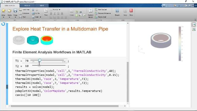 What Is Partial Differential Equation Toolbox? - Video - MATLAB