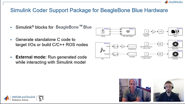 Simulating Mobile Robots with MATLAB and Simulink Video - MATLAB