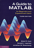 A Guide to MATLAB, 3e: For Beginners and Experienced Users