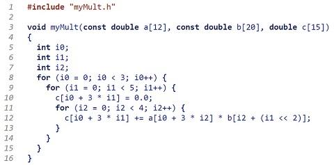 Hamming codes encoder/decoder in C or C++
