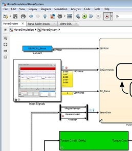 The new Simulink Editor features simulation rewind, tabbed windows, and an Explorer bar