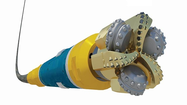 hughes oil drill bit. the autotrak™ curve rotary steerable system with a kymera™ hybrid drill bit. hughes oil bit