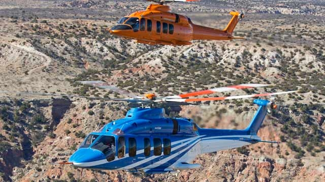 Bell Helicopter Develops World\'s First Commercial Fly-by-Wire ...