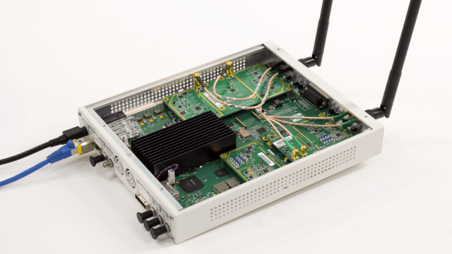 Support for USRP Software-Defined Radios