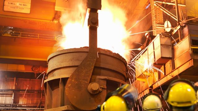 Tata Steel Saved 40% on Cooling Towers Through Software Algorithms