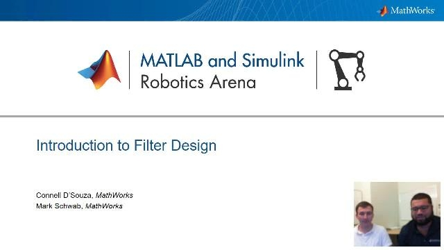 In this webinar, we introduce tools and techniques to simplify digital filter design. You will learn how you can easily design your IIR, FIR, adaptive, and multi-rate digital filters using MATLAB, Signal Processing Toolbox, and DSP System Toolbox. Ab