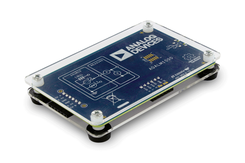 Analog Devices ADALM1000 Support from Data Acquisition