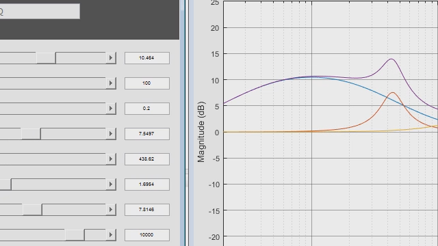 Design and test audio processing systems with Audio Toolbox.
