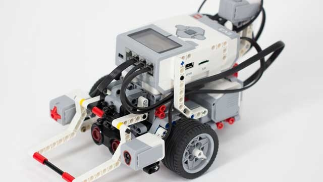 LEGO MINDSTORMS EV3 Support from MATLAB - Hardware Support