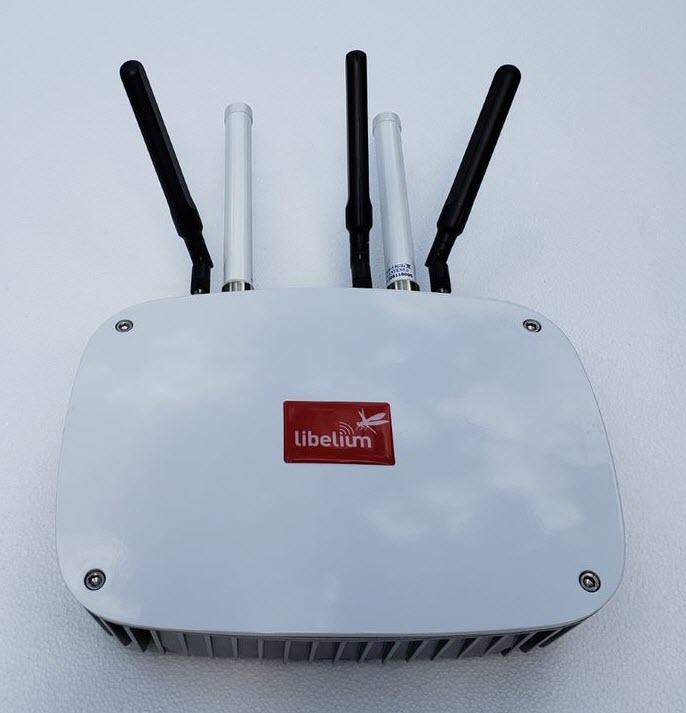 Meshlium IoT gateway for sending Waspmote sensor data to ThingSpeak