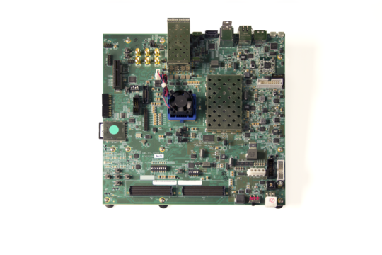 Xilinx Support from SoC Blockset - Hardware Support ...