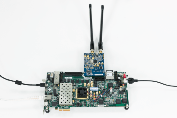 Zynq SDR Support from Communications Toolbox - Hardware Support