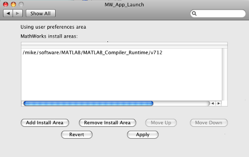 Integrate Application with Mac OS X Finder - MATLAB & Simulink