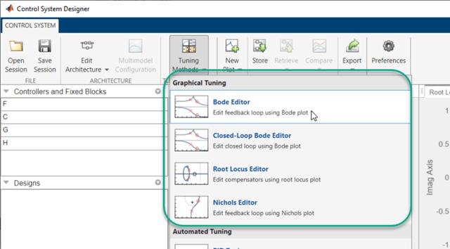 Analyze Designs Using Response Plots - MATLAB & Simulink