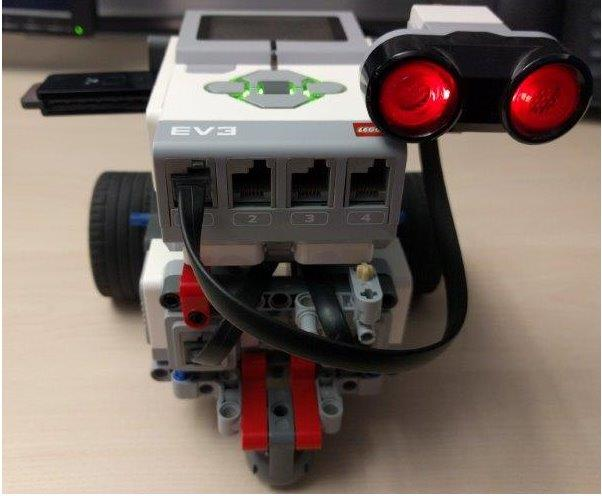 Control LEGO MINDSTORMS EV3 Robot Using Android Device - MATLAB