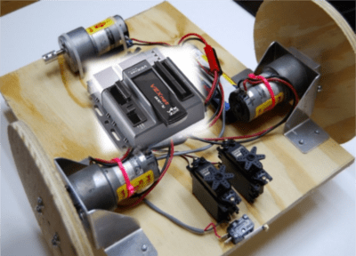 Tank Robot Control using VEXnet Gamepad - MATLAB & Simulink ... on