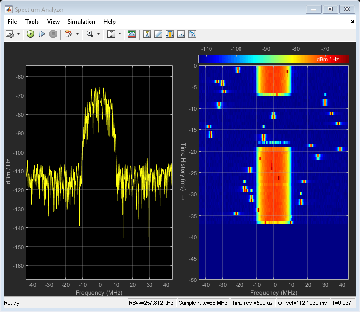 Bluetooth Full Duplex Voice and Data Transmission - MATLAB & Simulink