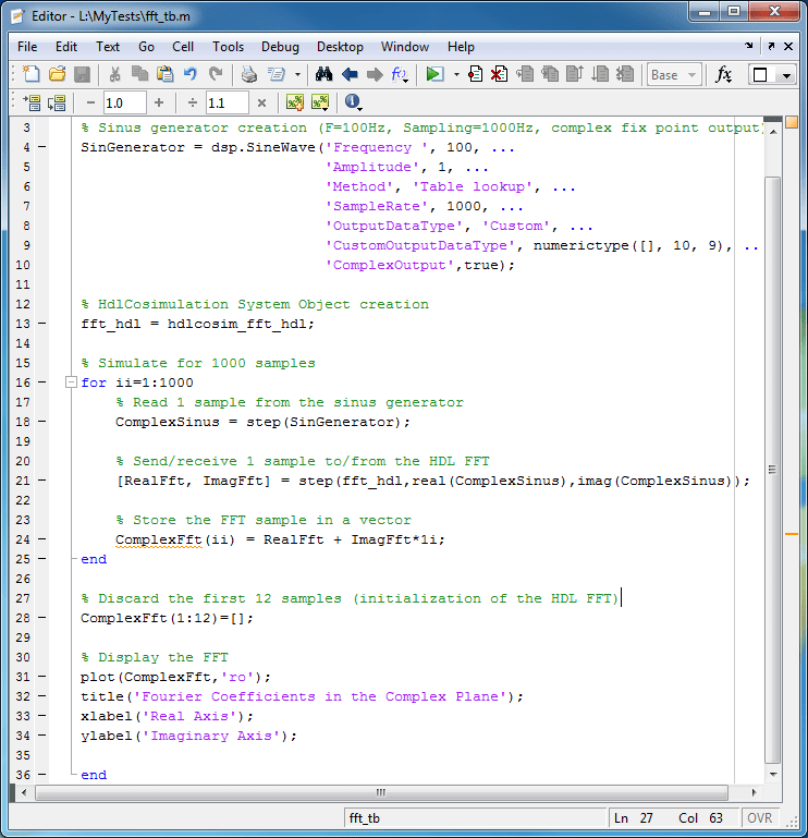 Cosimulation Wizard for MATLAB System Object - MATLAB & Simulink