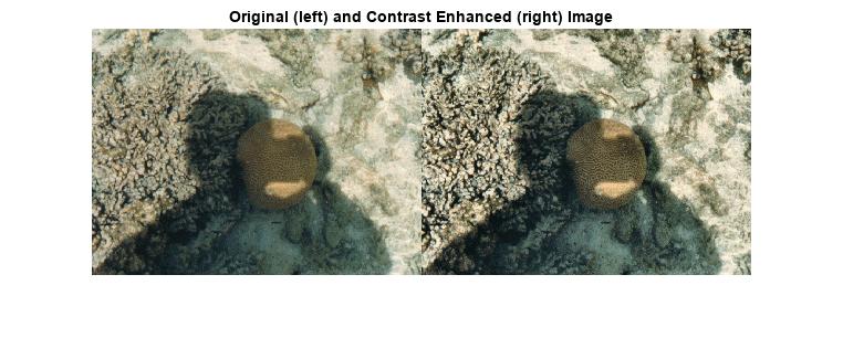 Contrast-limited adaptive histogram equalization (CLAHE