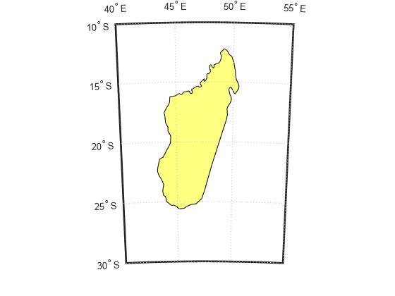 Polygon Buffer Zones - MATLAB & Simulink