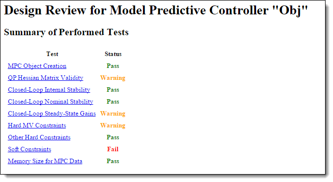 Review Model Predictive Controller for Stability and