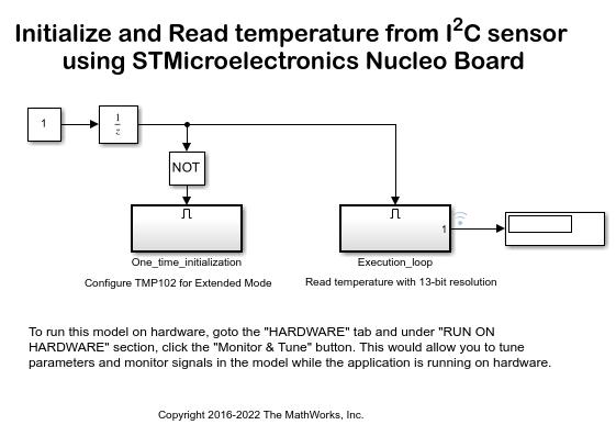 Read Data from I2C-based Sensors Using STMicroelectronics Nucleo