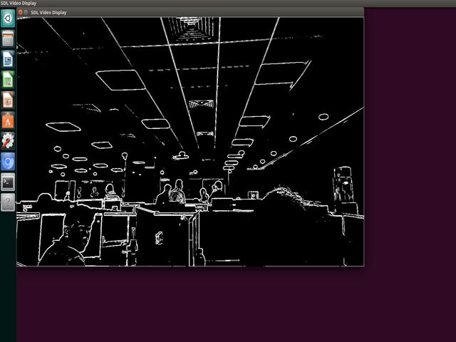 Deploy and Run Sobel Edge Detection with I/O on NVIDIA Jetson