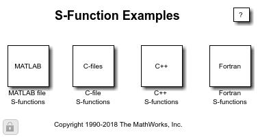 Implement C/C++ S-Functions - MATLAB & Simulink