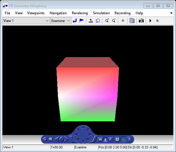 Geometry Morphing - MATLAB & Simulink